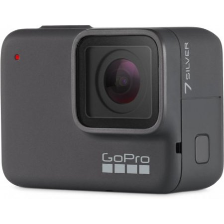Gopro Action cam - Hero7 Chdhc-601 Silver