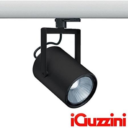 I Guzzini Illuminazione Proiettore da installare su binario elettrificato - front light LED 28W 3K - 3.mn53.704.0