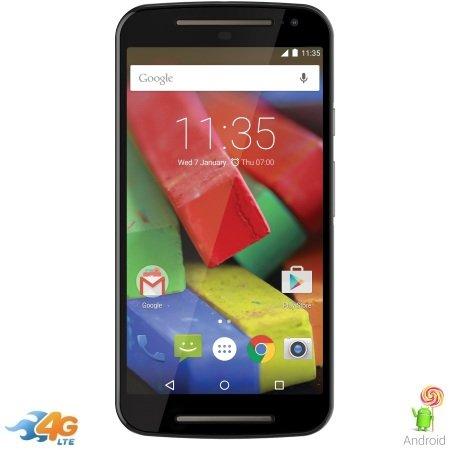 Motorola 4G LTE / Wi-Fi - Moto G Black II Generazione