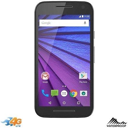 Motorola 4G LTE / Wi-Fi - Moto G Callisto Nero III Generazione