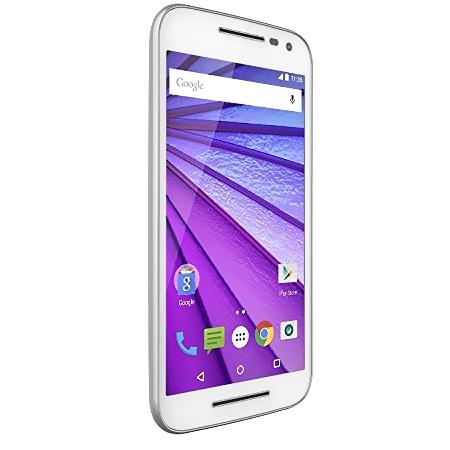 Motorola 4G LTE / Wi-Fi - Moto G Callisto Bianco III Generazione