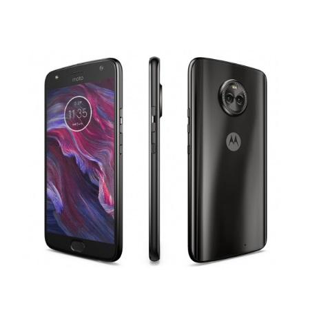 Motorola Sistema operativo Android™ 7.1, Nougat - Moto X Super Black