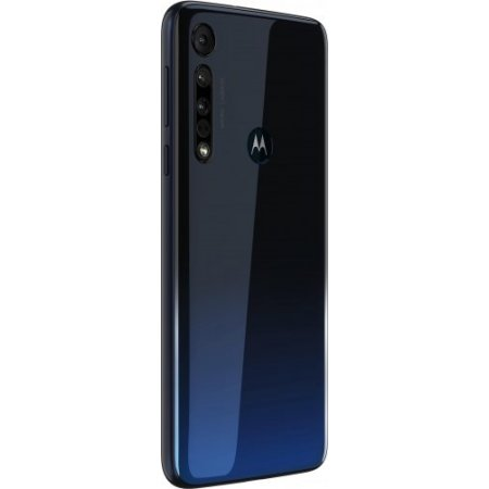 Motorola Smartphone 64 gb ram 4 gb. quadband - One Macro Blu