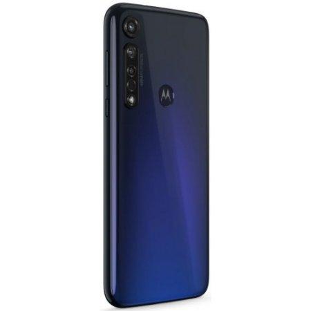 Motorola Smartphone 64 gb ram 4 gb. quadband - G8 Plus Blu
