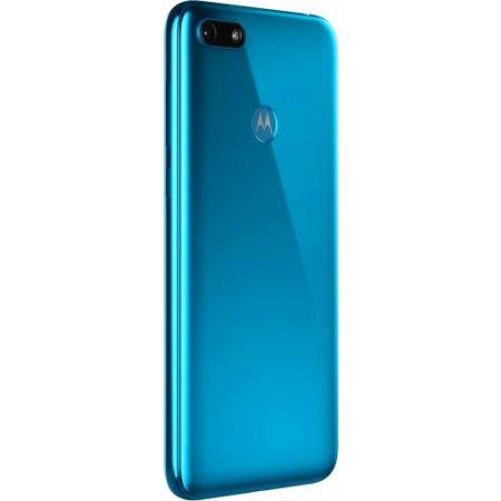 Motorola Smartphone 32 gb ram 2 gb. quadband - E6 Play Grigio