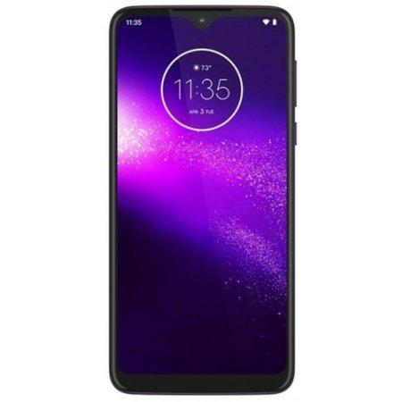 Motorola Smartphone 64 gb ram 4 gb. quadband - One Macro Viola