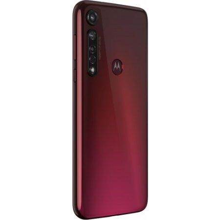 Motorola Smartphone 64 gb ram 4 gb. quadband - G8 Plus Rosso