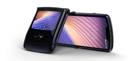 Motorola - Razr 5g Black
