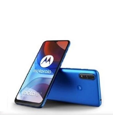 Motorola Risoluzione display 720x1600 - Motorola E7 Power Blu
