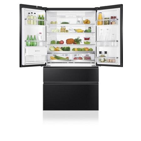 Haier La classe energetica A++ risparmia il 50% di energia rispetto ad un frigorifero in classe A. - Hb25fsnaaa