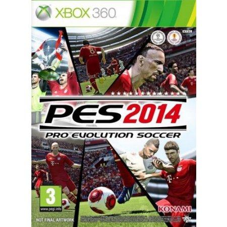 Halifax Gioco - Xbox 360 Pro Evolution Soccer 2014