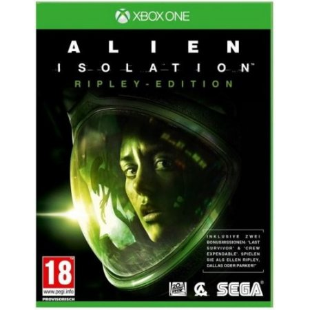 Halifax - Xbox One Alien Isolation sx3a01