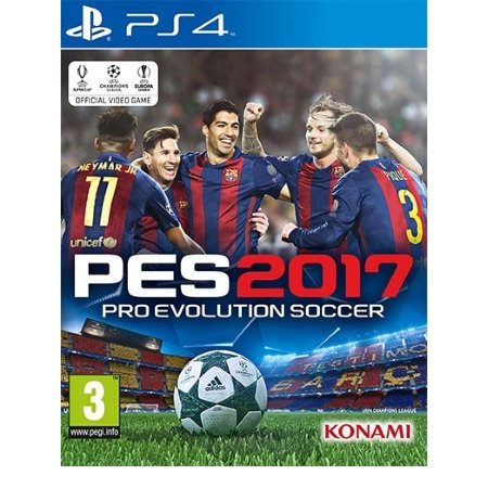 Halifax Pro Evolution Soccer 2017 - Pro Evolution Soccer 2017 Ps4