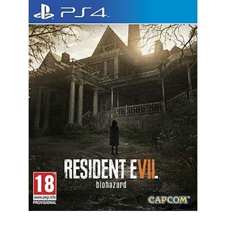 Halifax Genere azione/avventura - Resident Evil 7 Biohazard Ps4
