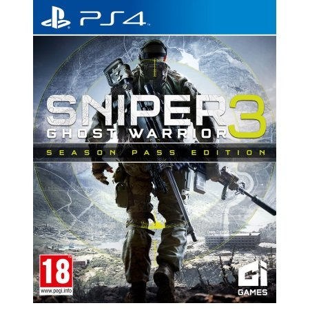 Halifax - Sniper Ghost Warrior 3 Season Pass Ed. - PS4