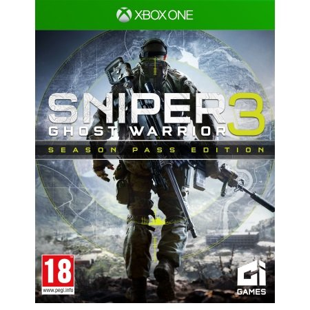 Halifax - Sniper Ghost Warrior 3 Season Pass Ed. - XBONE