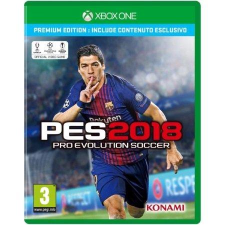 Halifax Gioco - Pro Evolution Soccer 2018 Premium Edition - Sx3p13