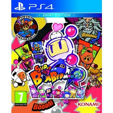 Konami Gioco adatto modello ps 4 - Ps4 Super Bomberman R