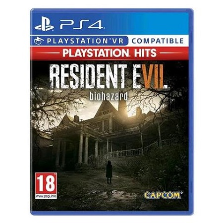 Halifax Resident Evil 7 Piattaforma: PS4 - Sp4r24