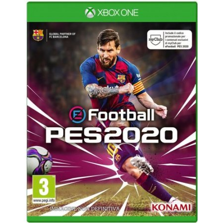 Halifax - Xbox One Efootball Pes 2020