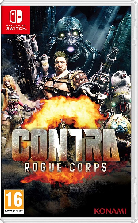 Halifax Contra: Rogue corps - Sswc01