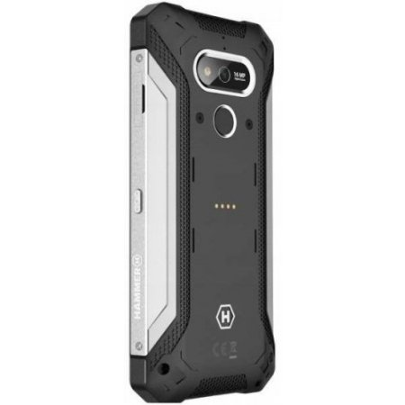 Hammer Smartphone 128 gb ram 6 gb. quadband - Explorer Pro Nero-silver