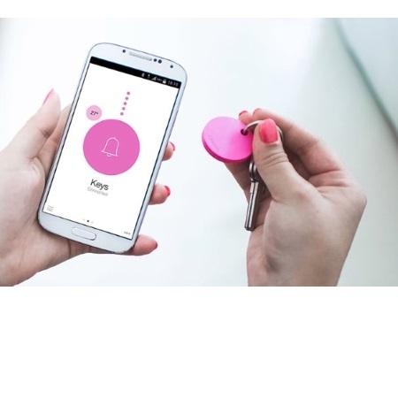 HINNOVATION Localizzatore Bluetooth - CHIPOLO NERO