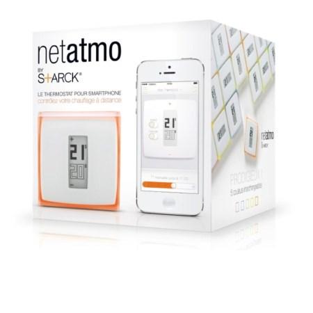 Hinnovation - Termostato Netatmo