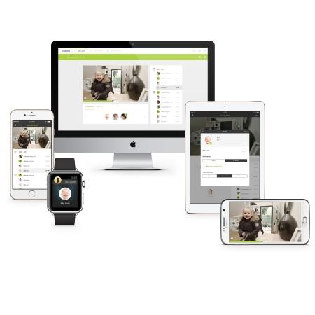 Netatmo Videocamera IP di sicurezza - Welcome Nsc01-eu