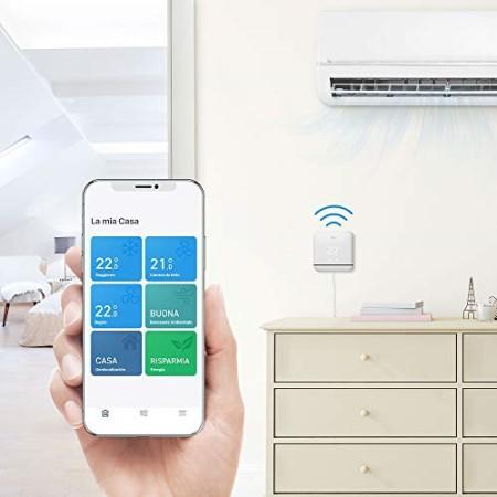 Tado Termostato intelligente per Climatizzatore V3+ Controllo clima domestico