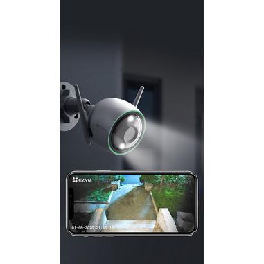 Hinnovation Telecamera di sicurezza posizionamento esterno - C3N