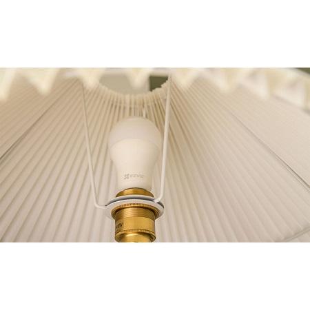 Hinnovation EZVIZ LB1 Bianco E27 8W Lampadina smart