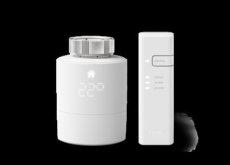 Tado Kit di Base Valvola Termostatica Intelligente V3+
