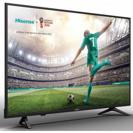 "Hisense Tv led 43"" ultra hd 4k hdr - H43a6120"