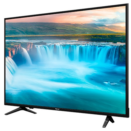 "Hisense Tv led 50"" ultra hd 4k hdr - H50a6120"