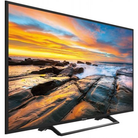 "Hisense Tv led 50"" ultra hd 4k hdr - H50b7320"