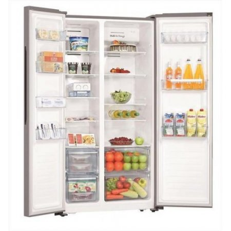 Hisense Frigo side by side no frost - Rs670n4rc1