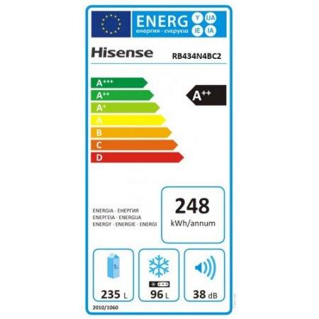 Hisense - Rb434n4bc2