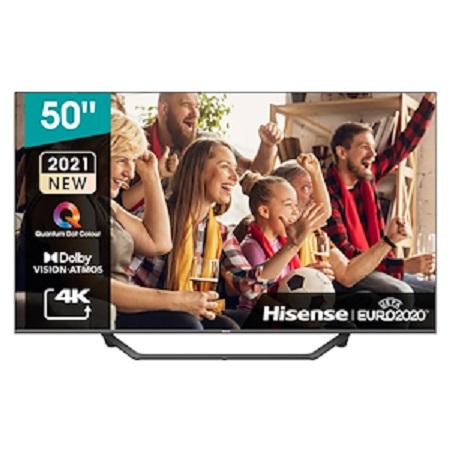 "QLED 50"" Quantum Dot Dolby Vision Smart Tv"