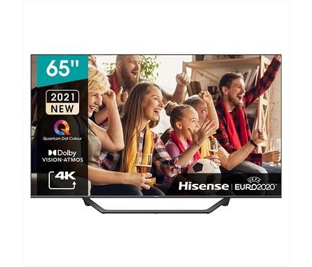 "Hisense - QLED 65"" Quantum Dot Dolby Vision Smart Tv"