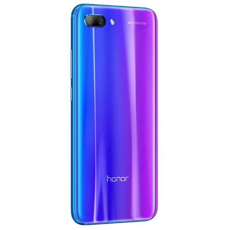 Honor Smartphone 64 gb ram 4 gb quadband - 10 Blu
