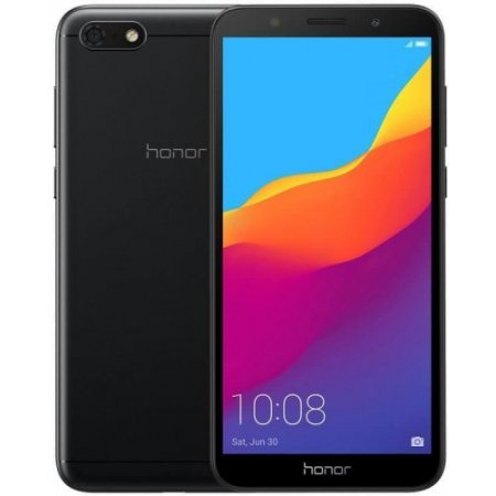 Honor Smartphone 16 gb ram 2 gb quadband - 7s Nero