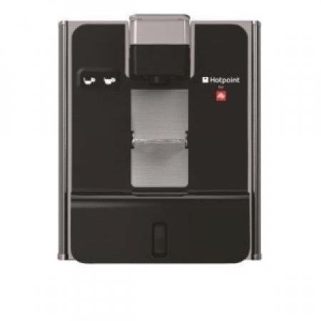 HOTPOINT Macchina da caffè a capsule - ESPRESSO MACHINE CM HPC HX0H BLACK
