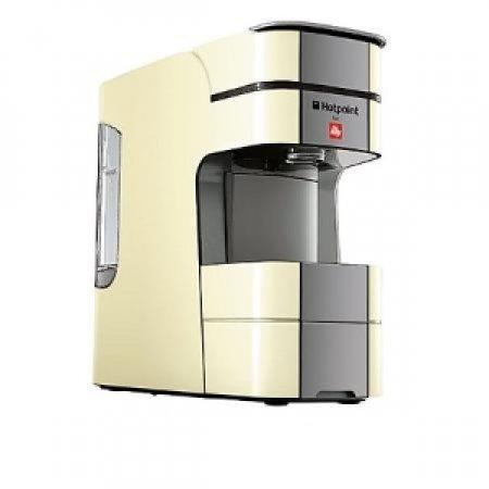 HOTPOINT Macchina da caffè a capsule - ESPRESSO MACHINE CM HPC GC0H CREMA