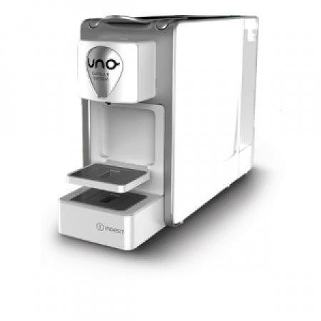 HOTPOINT Macchina da caffè a capsule - UNO SYSTEM WHITE