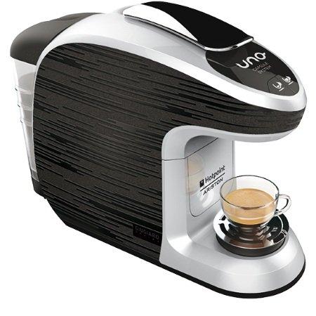 Hotpoint Macchina da caffè a capsule - Ariston - Uno System Cm Hb Qbg0