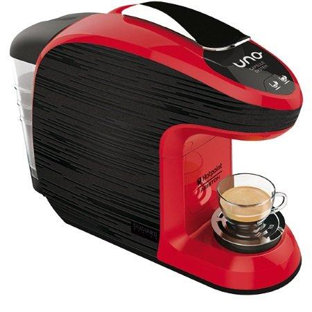 Hotpoint Macchina da caffè a capsule - Ariston - Uno System Cm Hb Qbr0