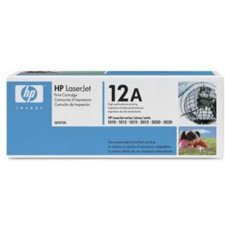 Hp - 12a Q2612a