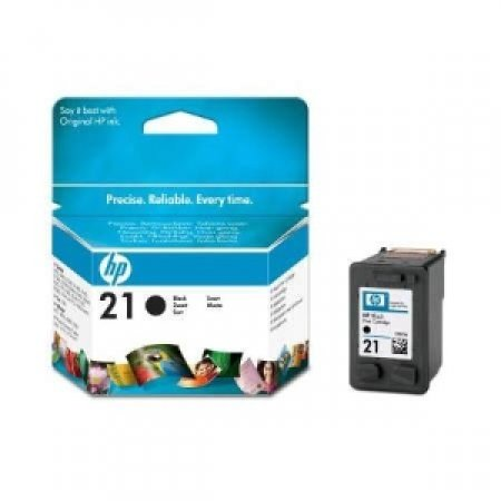HEWLETT PACKARD Cartuccia a getto d'inchiostro HP 21 - C9351AE