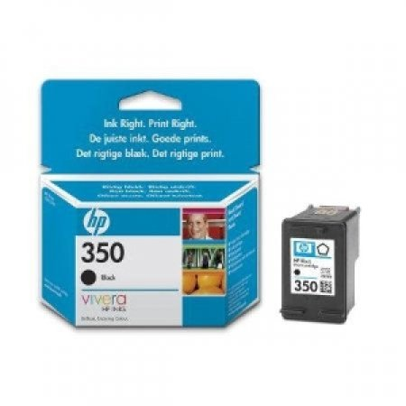 HEWLETT PACKARD Cartuccia d'inchiostro HP 350 - CB335EE